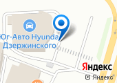 Юг-Авто Эксперт на карте