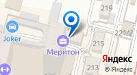 Компания Югмедиком на карте