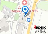 Нотариус Захаров В.Б. на карте