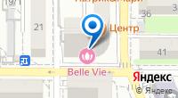 Компания Мэри Поппинс на карте