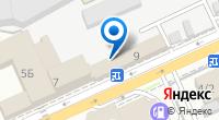 Компания Альтона на карте