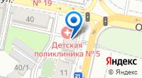 Компания Городская поликлиника №19 на карте