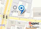 Краснодарское трамвайно-троллейбусное управление на карте