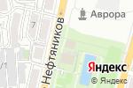 Схема проезда до компании Минами в Краснодаре