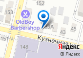 Webemot на карте