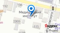 Компания МСК на карте