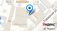 Компания Витам на карте