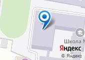 Средняя общеобразовательная школа №65 на карте