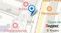 Компания Информационное агентство недвижимости на карте