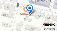 Компания Рубеж-Охрана плюс на карте