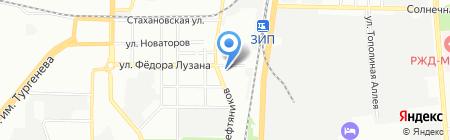 Спектор-С на карте Краснодара