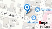 Компания Автонавигатор на карте