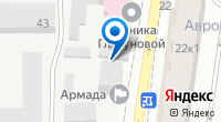 Компания Дубль В на карте