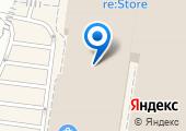 Сеть специализированных магазинов на карте