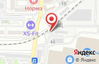 Схема проезда до компании Компания Аймак в Краснодаре