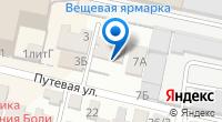 Компания ПОЛИСПАСТ на карте
