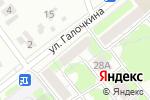 Схема проезда до компании Продуктовый магазин в Орехово-Зуево