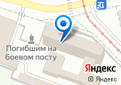 Управление собственной безопасности ГУВД Краснодарского края на карте