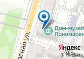 Магазин ритуальных товаров на карте