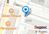 Грузовое такси на карте