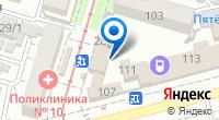 Компания Швейный мир на карте