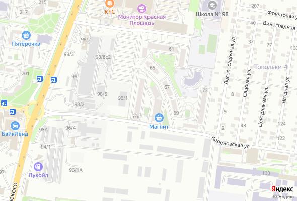 ЖК Красная Площадь