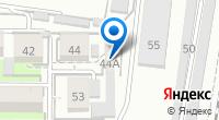 Компания Итрако на карте