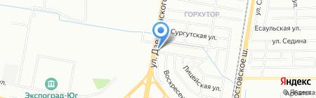 Pro Paint на карте Краснодара