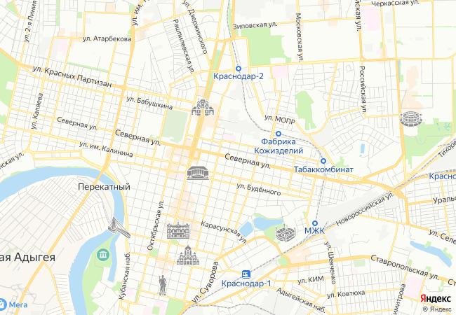 Аренда офиса, Краснодар, Северная ул., 400 - снять офисное ...