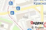 Схема проезда до компании Салон красоты в Краснодаре