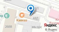Компания Новый регистратор на карте