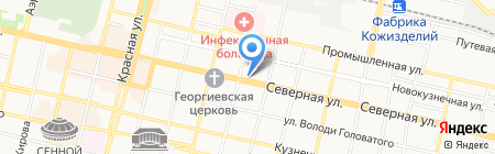 AdminMobile на карте Краснодара