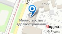 Компания Министерство здравоохранения Краснодарского края на карте