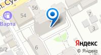 Компания ЮрИнСтрой на карте