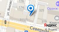 Компания Клиника Гипанис на карте