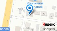 Компания КрасВорт на карте