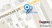 Компания Балтлед Россия на карте