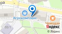 Компания Азово-черноморское УВД на транспорте МВД России на карте