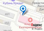 ДС-ВИСТА на карте