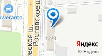 Компания Автогласер на карте