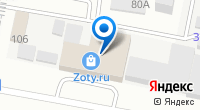 Компания Гравис на карте
