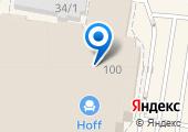 Декатлон на карте