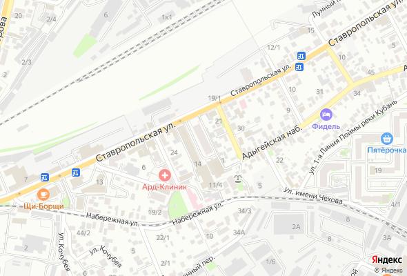 купить квартиру в ЖК Ставропольская 18