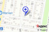 Схема проезда до компании ТОРГОВЫЙ ПАВИЛЬОН № 16 в Ленинградской