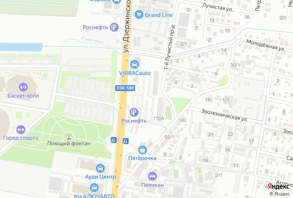 жилой комплекс Олимпийский