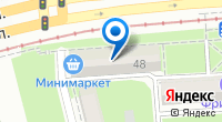 Компания Гослото на карте