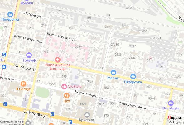 ЖК Жилой дом по ул. Промышленной