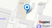 Компания АМебель на карте