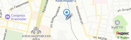 Ригонда Плюс на карте Краснодара