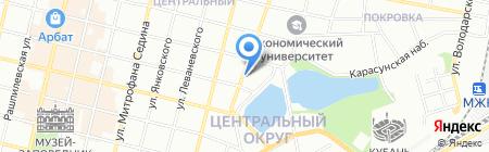 Арт Лайф на карте Краснодара